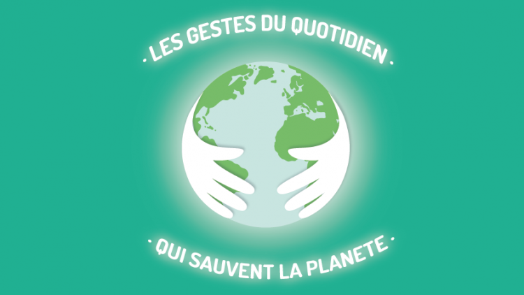 World Earth Day 2016 : Les gestes à faire au quotidien