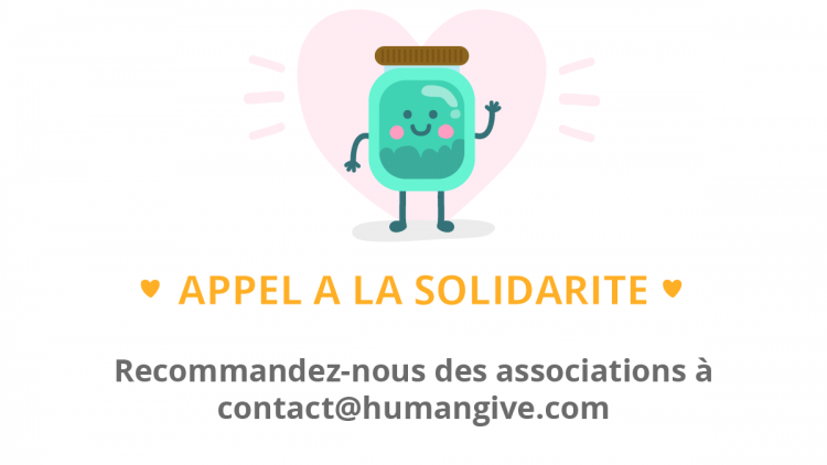 ♥ APPEL SOLIDAIRE ♥